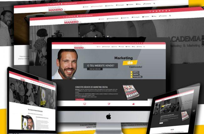 Porque que é que eu decidi fazer um novo site?